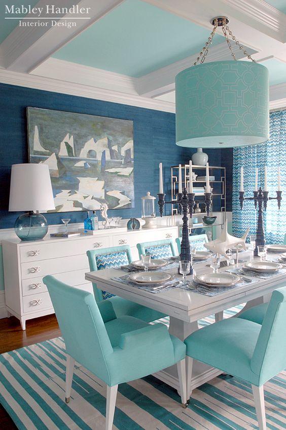 Coastal Style – Trang hoàng ngôi nhà bằng phong cách ven biển