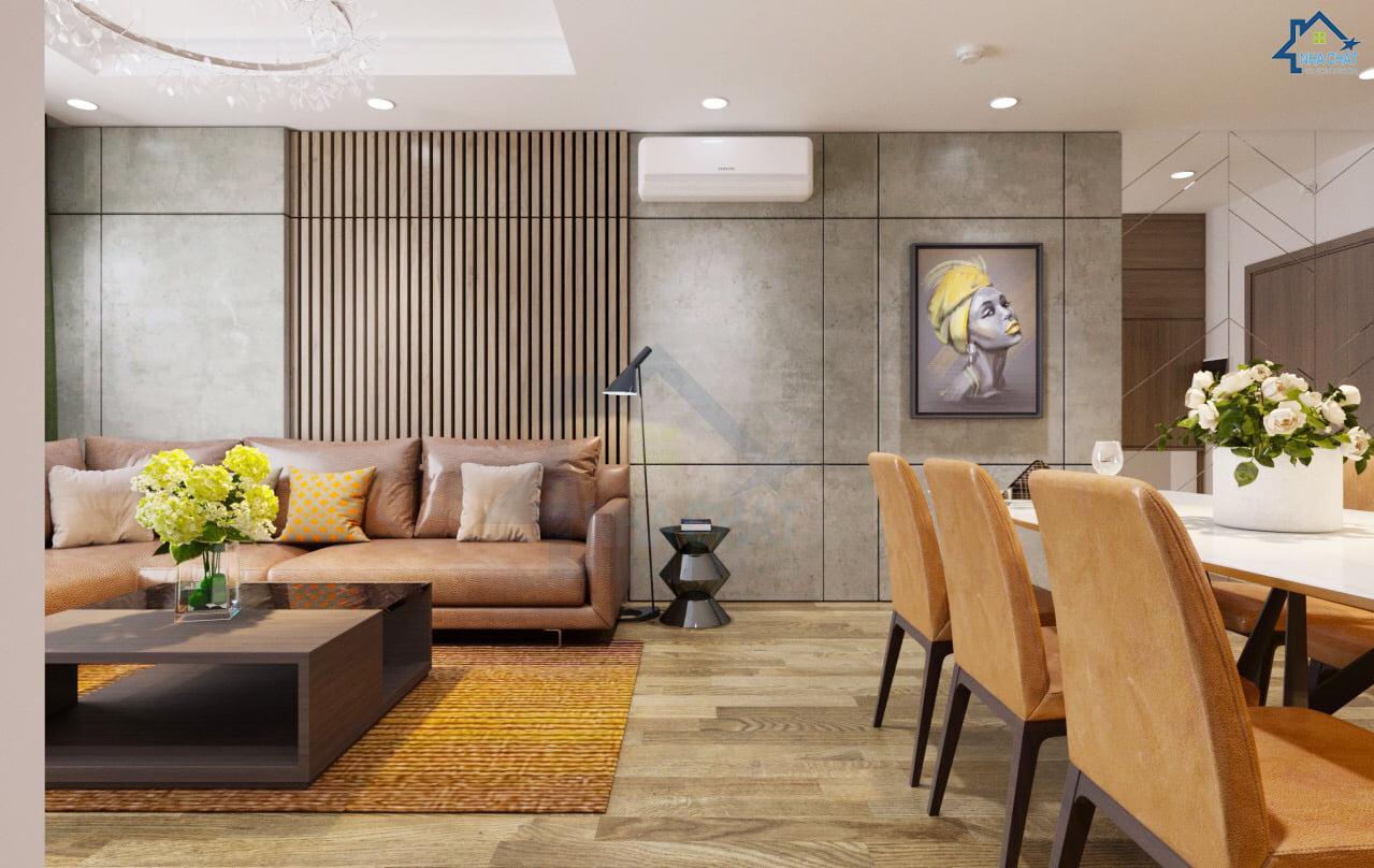 Thiết kế chung cư anh Tuấn – Ecolake view