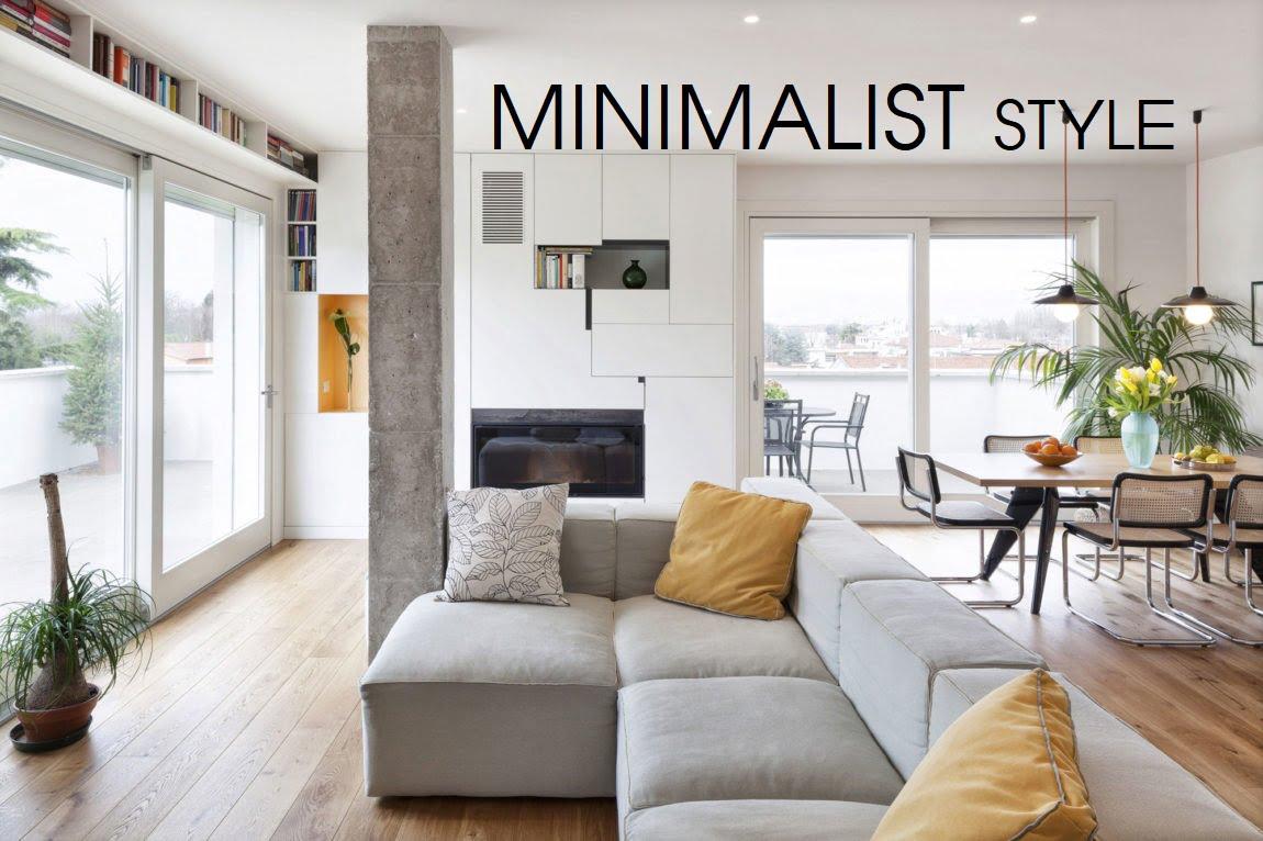 Minimalist – Phong cách tối giản – Giản lược mọi thứ cho cuộc sống thảnh thơi!