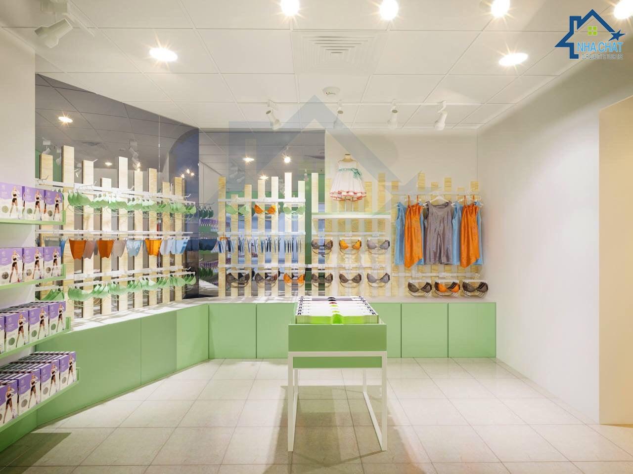 Thiết kế shop thời trang Co&Com