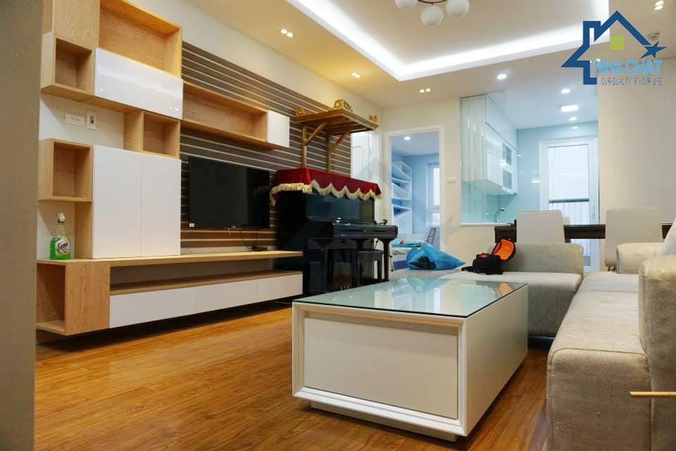 Thiết kế chung cư Trung Văn – CT2
