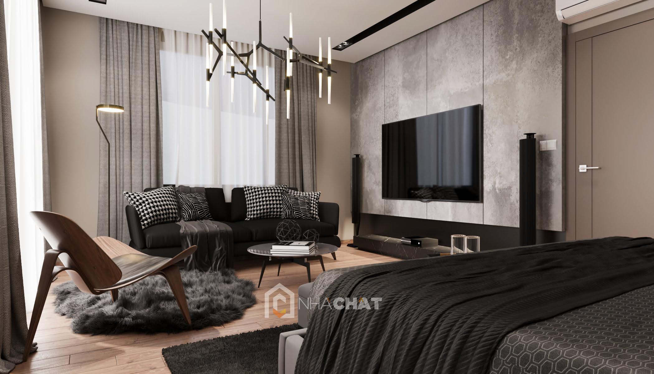 Nôị thất phòng ngủ anh Huy – Bắc Ninh